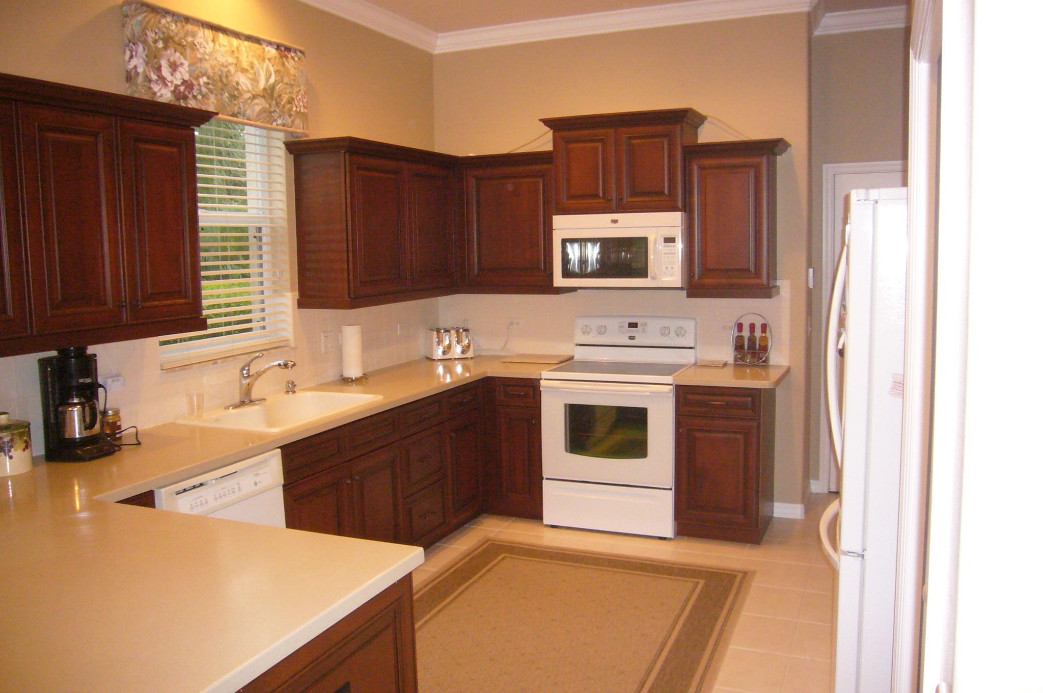Refacing Kitchen Cabinets in Naples fl - Vanity Refacing ...